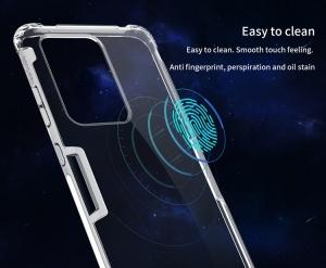 Ốp lưng Galaxy S20 Plus - Nillkin dẻo trong